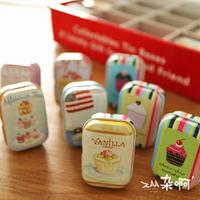 Free Shipping!32pc Mini Candy box Flower and cake design mini pill case Small Storage box Jewelry Storage box Hot Selling