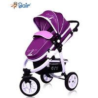 Bair tricycle baby stroller baby car folding child trolley two-way shock absorbers