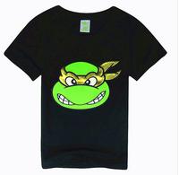 2014 children boys Teenage Mutant Ninja Turtles t shirt summer top t-shirt for kids baby summer cartoon children boys t shirt