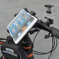 Free Shipping Gopro mount Handlebar/Seatpost Mount Multi-function Adjustable Bike Mount for hero2/3/3+/4 Gopro Accessories