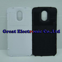 10pc back cover door battery cover case for samsung Galaxy nexus i9250 cellphone repair case cover housing,free shipping