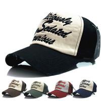 2014 brand thickly cotton baseball caps snapback hats for men women bone Casual sport cap
