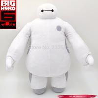 Wholesale High Quality 38cm Big Heros 6 Baymax Stuffed Plush Robot Doll Ultra Large Baby Soft Plush Toys Free Shipping