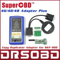 46/4D/48 Copy Duplicator Adapter for SKP-900 Auto Key Programmer ID46 ID48 4D Transponder chip keys Clone machine Read immobox