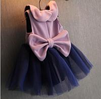 Girl gauze princess dress, tutu dresses for girls ,  christmas dress ,5pcs/lot   TJJ01