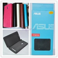 Mobile Case For Asus Zenfone Z4 A400 Z4.5 A450 Z5 A500 Z6 A600 PU Flip Leather cover Case Stand Holder For cover Free Shipping