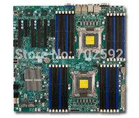 original Server Board X9DR3-LN4F  E5 support   Xeon E5-2600 CPU