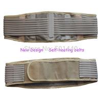 Hot sale health tourmaline far infrared self-heating waist support