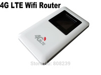 Unlocked 4G LTE Wireless Wifi  Router 100Mbps Mobile Hotspot