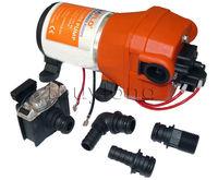 High Pressure Diaphragm Water Pump 12V 35psi For Caravan/RV/Marine/Boats/Trailer