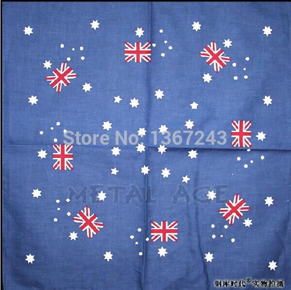 Bandanas For Sale in Australia Australia Flag Bandana 22 Quot X22 Quot