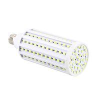 1pcs long life expectancy high quality Bulb Lamp E27 220V 5050 165LEDs SMD LED Energy Saving Corn Light