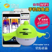 2014 new Vexilar Mobile phone Sonar fish finder wireless detector fish Visual fishfinder fishing sounder pesca free shipping