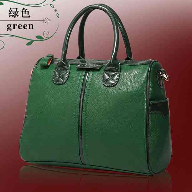 Latest handbags fashion business single diagonal shoulder handbag leather women bag handbag(China (Mainland))