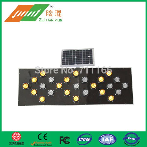 Road construction light solar traffic sign(China (Mainland))