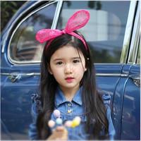 Children's hair bands Accessories Baby Headband Hair Bands Phantom Rabbit ears