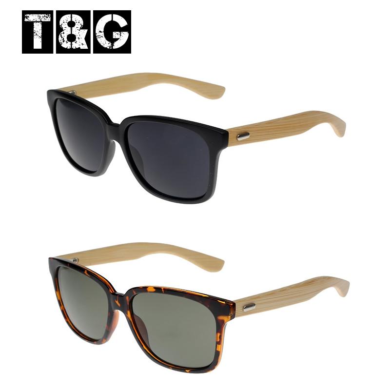 Мужские солнцезащитные очки T&G Bambu Lentes Oculos 2014 мужские солнцезащитные очки absurda calixto hk oculos lentes gafas