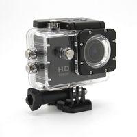 Black SJ4000 12MP HD 1080P Wifi Sports DV Action Waterproof Camera 3x Battery