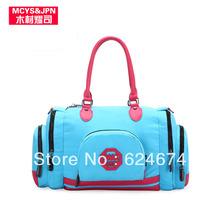 2013 NEW brand design Gym Totes for men and women,Gym bags,High capacity Sports Duffle High quality travel Messenger Bag(China (Mainland))