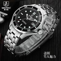 Mechanical watches men's watches men's watches waterproof luminous steel 2014 new automatic watch