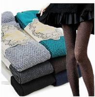Brand New Wool Winter Women Warm Tights Thermal Knit