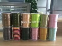 FREE SHIPPING 2mm 100Yards handmake DIY materials Knot Cord cheap silk cord