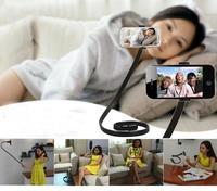 360 Rotating cellphone Bed Tablet Universal phone Holder Bracket Stand Lazy Bed Phone Holder Selfie Mount