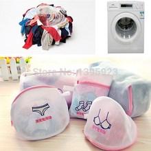 donne calze bra camicia calzino biancheria intima lavaggio della biancheria lavata protezione mesh aid bag lavanderia saver(China (Mainland))