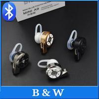 New WOOWI Snail Mini A9 Bluetooth Headset Earphone Wireless PRO Universal HD Bluetooth Headset Used To Listen Music