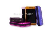 YSYZ30000 30000mAh Dual USB Solar Power Bank Backup Battery Charger for GPS PDA Mobile Phone