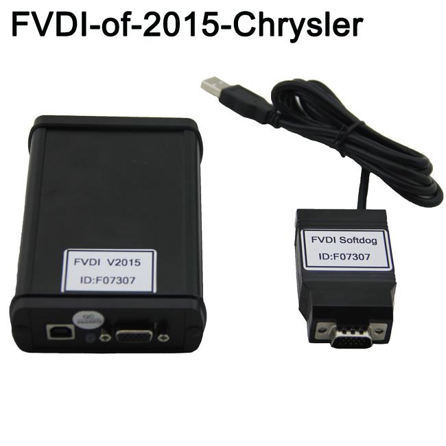 FVDI of 2015 with Softdog ABRITES Commander for Chrysler/Dodge/Jeep V3.1,Hyundai kia v2.1 ,Tag key tool V6.1(China (Mainland))