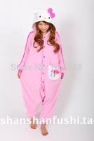 New Cosplay Pajama Sets Women Couple Clothes Family Anime Pyjama Pajama Womens Sleepwear Kitty Cat Pajamas Animal Onesies KT