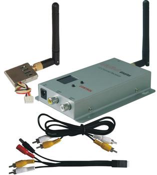 8CH 200 МВт беспроводной аудио и видео передатчик kit, Беспроводная камера, Wifi-монитор, Беспроводной ресивер