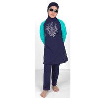 Free Shipping!Top fashion muslim swimsuit, islamic wear girl muslim swimwear ,kids islamic swimsuit