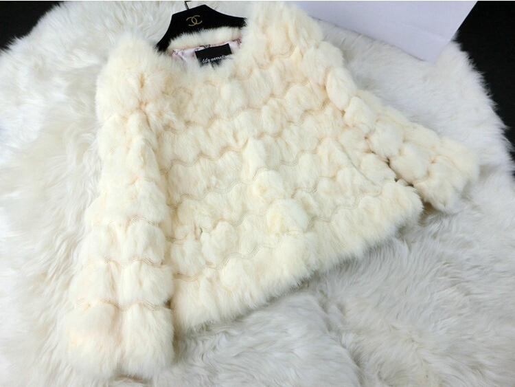 Женская одежда из меха TopFur 2015 , EMS FP337 цена и фото