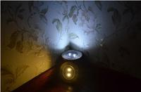 LED Street Light Solar Garden Lamp 2LED Underground Light IP65 LED Solar Lamp 5pcs/lot Free Shipping