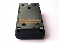 Empty Fake Battery NP-F550 F550 F560 F570 NPF550 DC Coupler for YongNuo NanGuan Photo Studio LED Light Lamp illuminator
