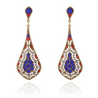 New Hot Sell Vintage Drop Earrings Jewelry  wholesale  lead  big hoop fashion ER-022121