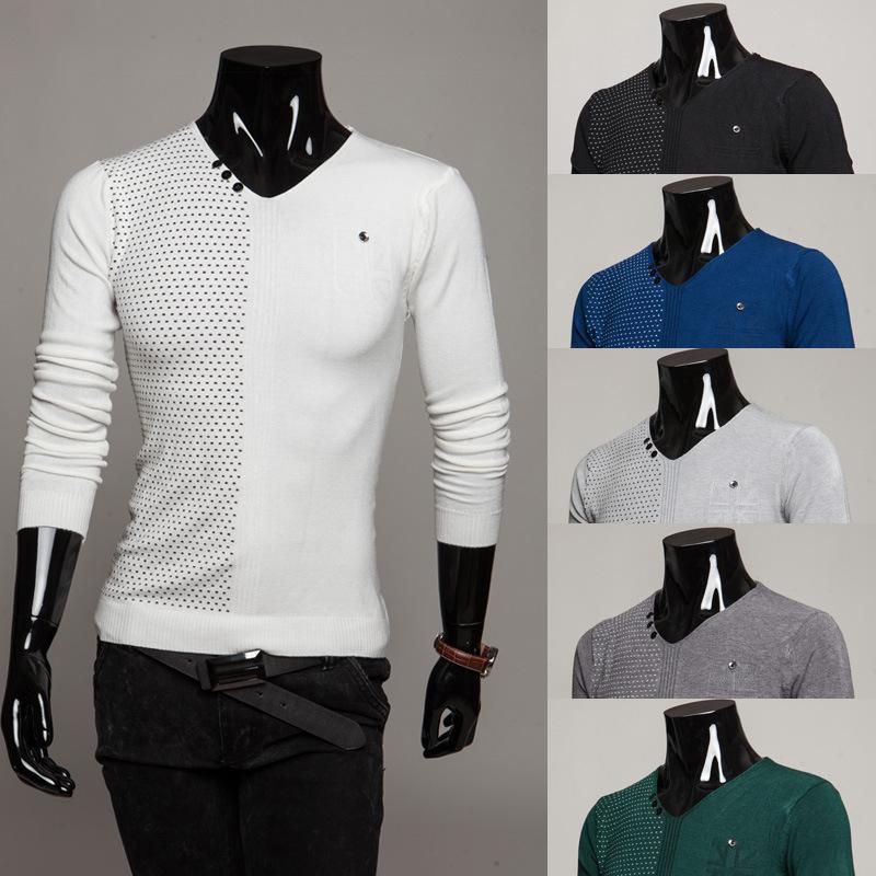 Мужской пуловер Brand V N423