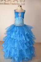 new arrival flower girl dress .custom-made 2,4 6 8 ,9