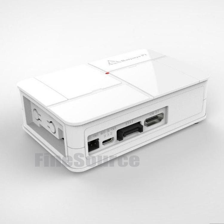HOT! white Color --- High quality fashion professional Banana Pi box 100% New(China (Mainland))