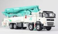 1/50 Everdigm Volvo Concrete Pump Truck ECP52CX/52CX-5 DieCast Model Toy
