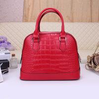 Factory wholesale 2014 new brand of high-end European and American fashion leather handbags leather handbag shoulder bag handbag