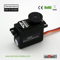 DOMAN RC DM-S1303MD 56g/0.16s/13kg.cm metal gear 300degree robot used 13kg digital servo