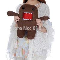 FREE SHIPPING 30cm Kawaii Cute Funny Japanese Style High Quality Plush DOMO KUN Toy Soft domokun Stuffed Animal domo-kun Doll