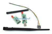 Single TTL 3DRobotics 3DR Radio Telemetry Kit 433Mhz Module for APM APM2 Free shipping
