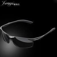 Polarized sports sunglasses personality sunglasses sun glasses aluminum male magnesium