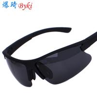 Male sunglasses sports paragraph of the driver mirror polarized sunglasses outdoor anti-uv