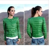 Free ShippingFemale round neck single breasted short slim cotton clothing skimpy