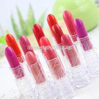 hot sale 12 colors waterproof lipgloss matte lipstick velvet high quality waterproof lip gloss Lipgloss Drop/free shipping